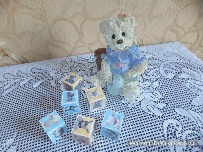 Кубики россыпью