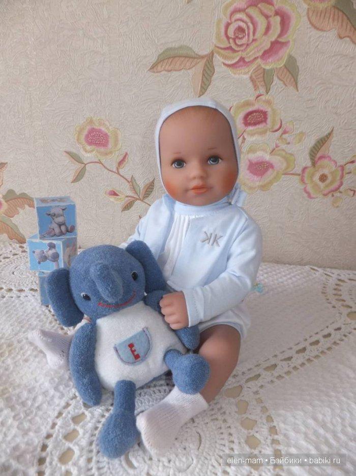 Марсель со слоником