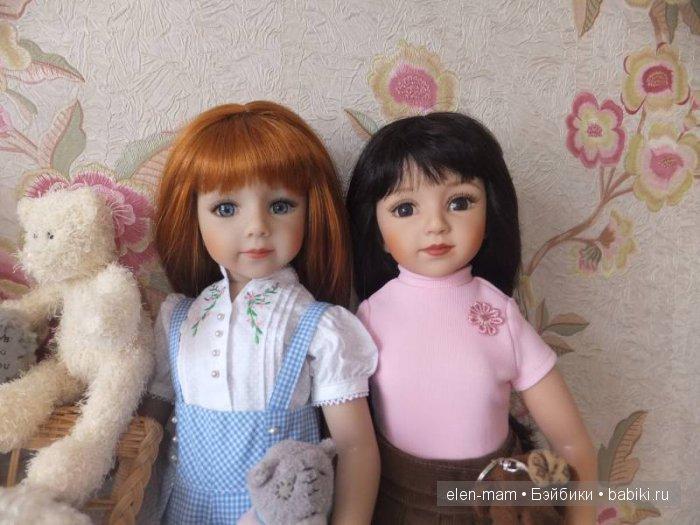 Много мишек, Саванна и Мару