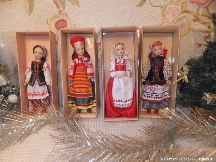 4 куклы, 2