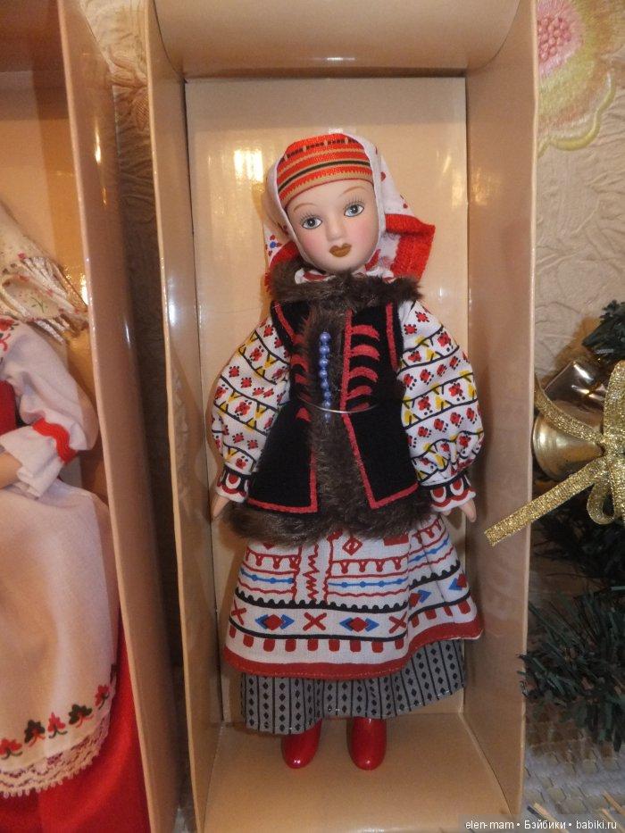 Русская, жилет