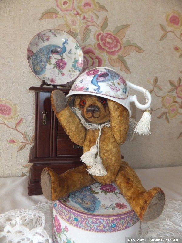 Чашка-шляпа)