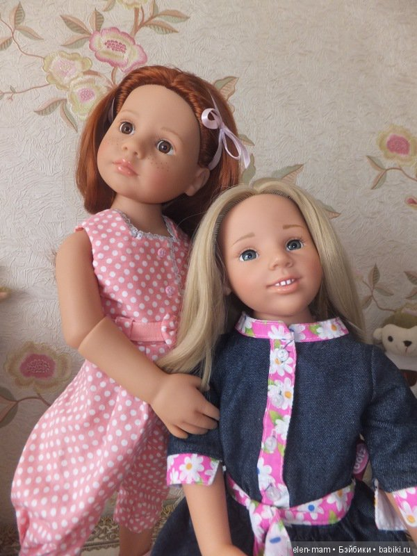 Галочка и Лиза 6