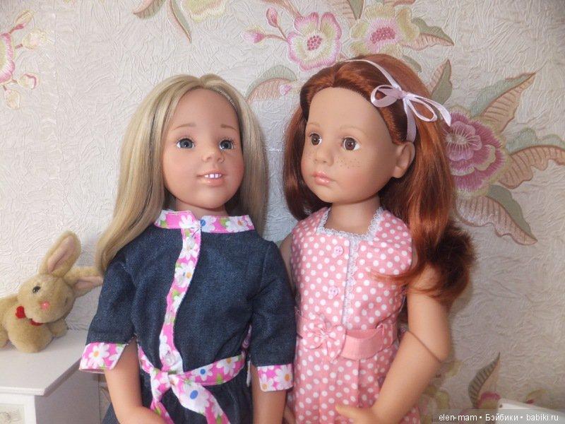 Галочка и Лиза 2