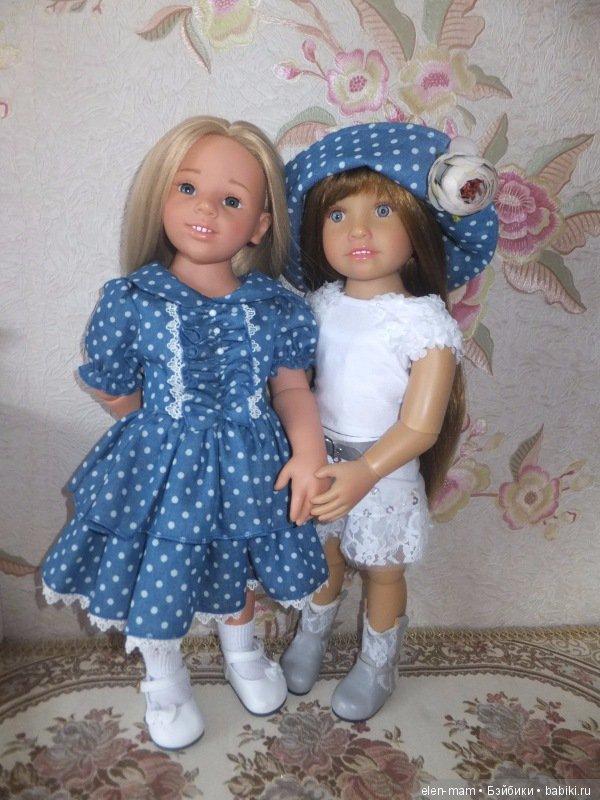 Галина и Эвита 8