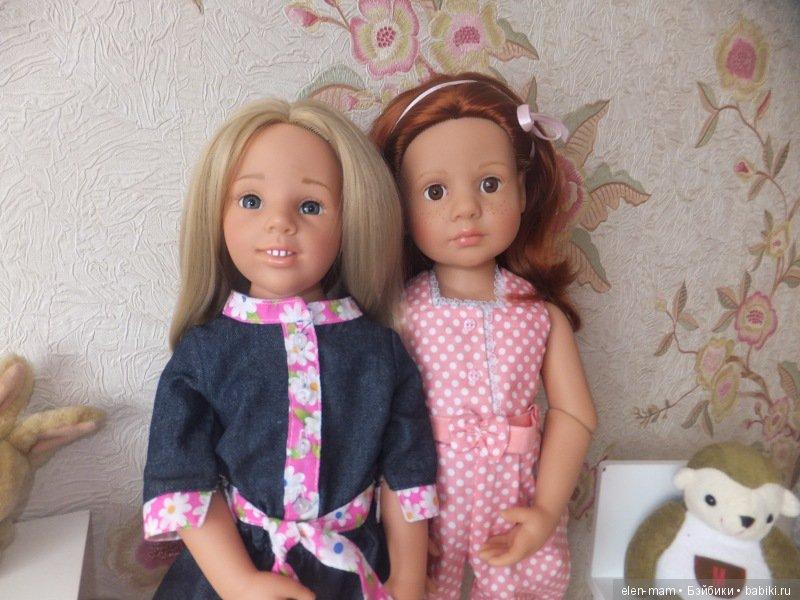 Галочка и Лиза 3