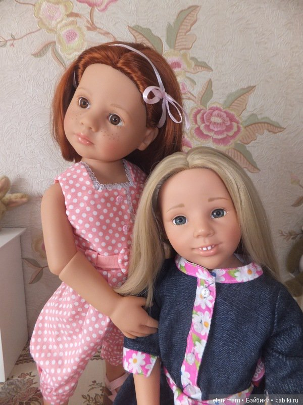 Галочка и Лиза 5