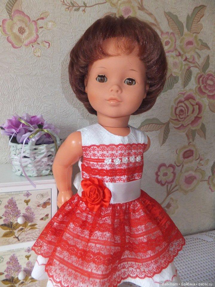 Женя в красном платье 2