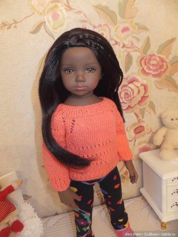свитер, лосины 3