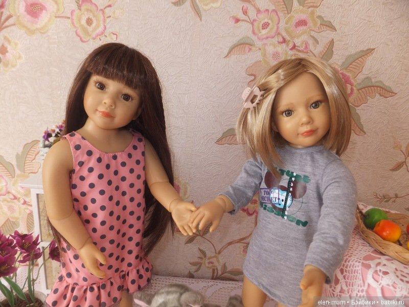 Две сестрёнки 3