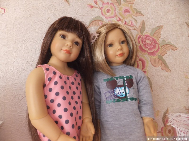 Две сестрёнки 2