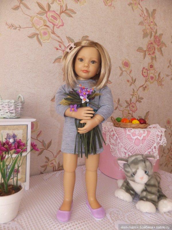 Жаннет с цветочками 2