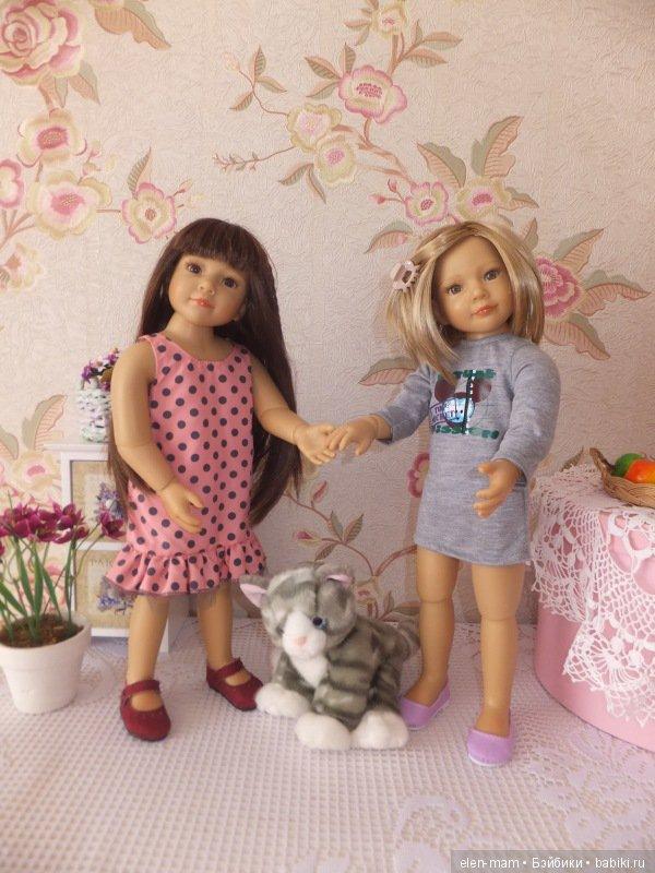Две сестрёнки 4