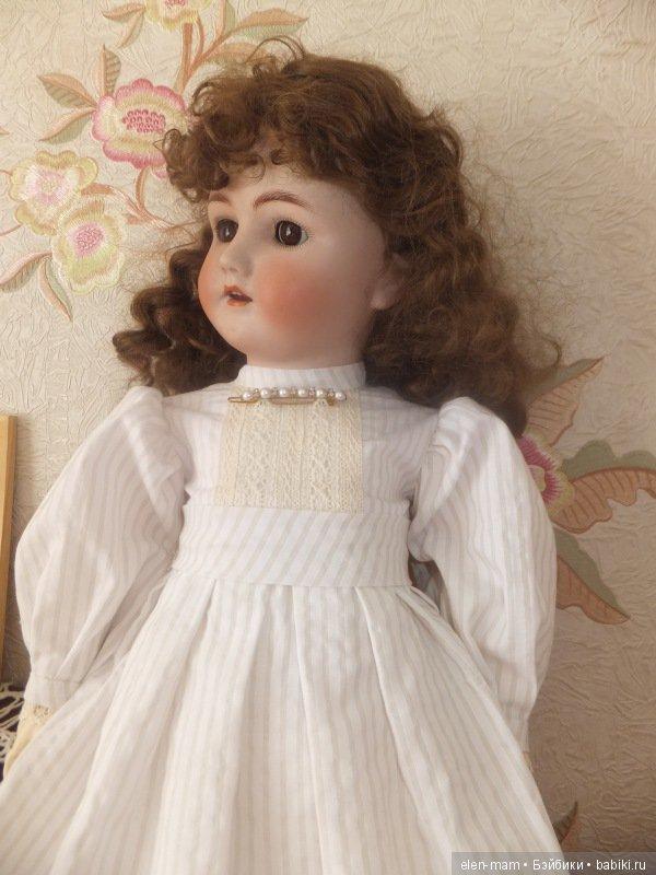 Вера в новом платье 3