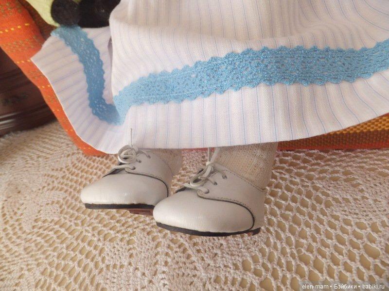 Туфли Нины