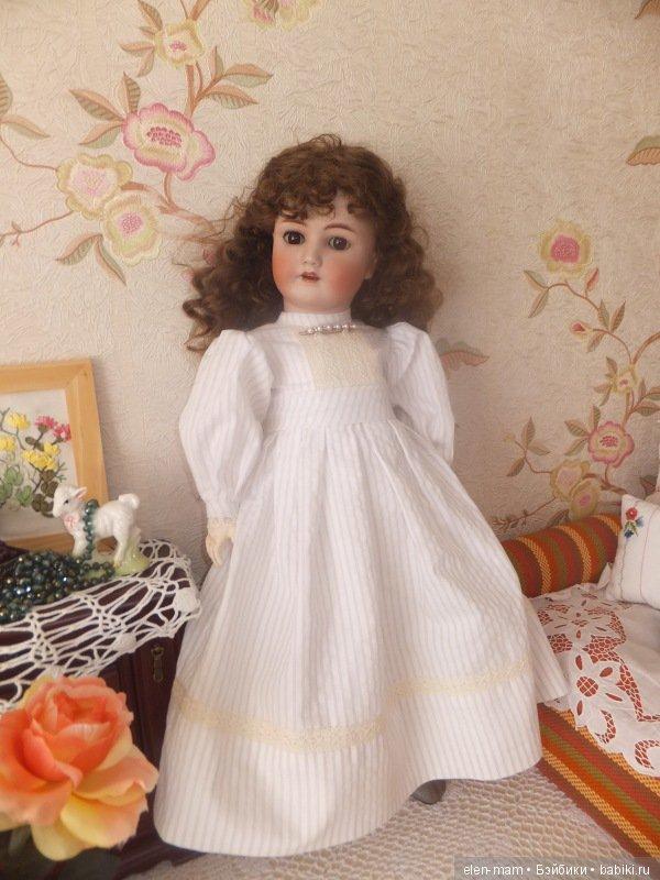 Вера в новом платье 4