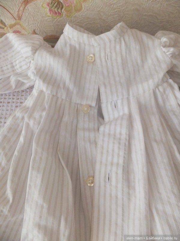 Платье бежевое 4