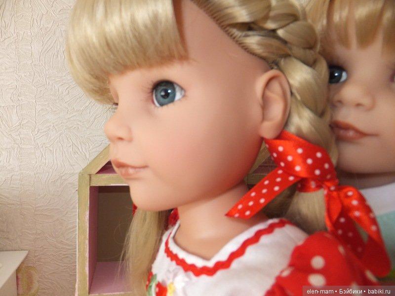 Румянец, Принцесса 11 год