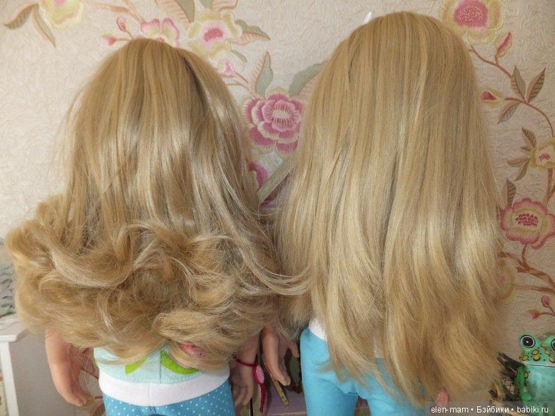 Вид волос сзади, Принцесса 13, Звёдочка 12