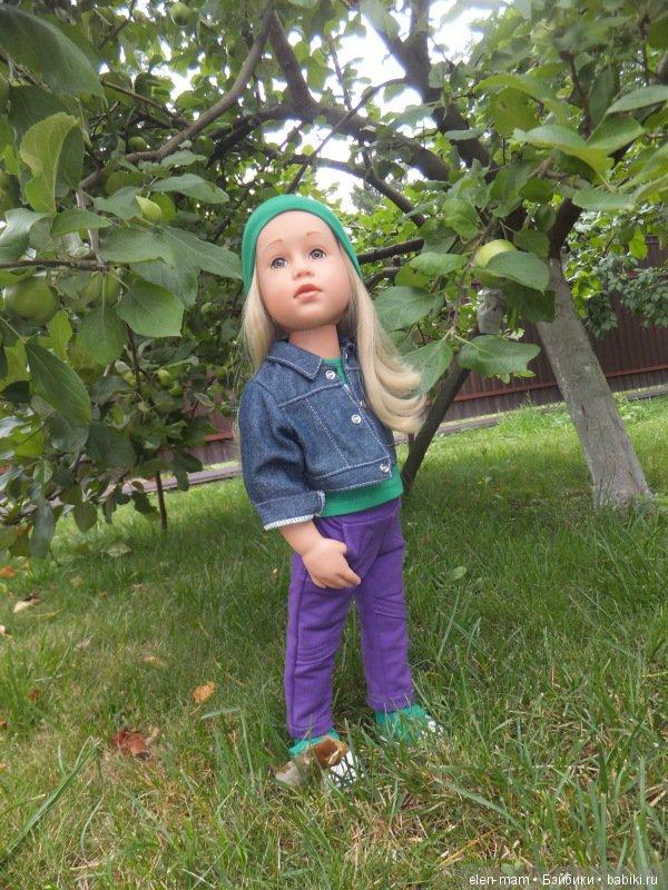 Анечка, яблоня 2