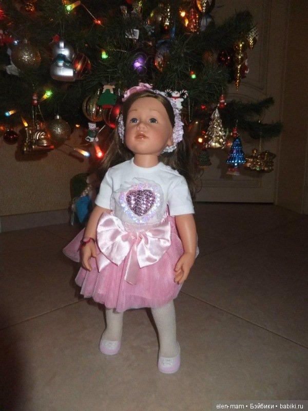 Илона, новогодняя ёлка