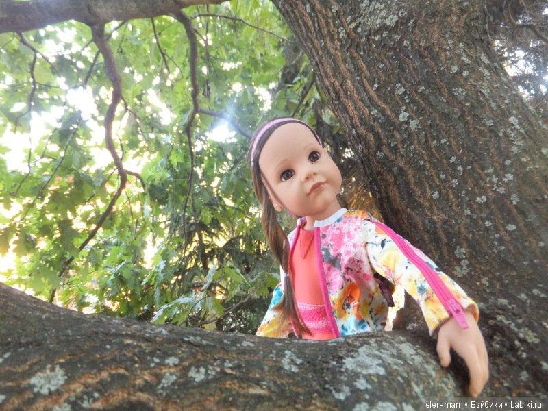 На дереве 6