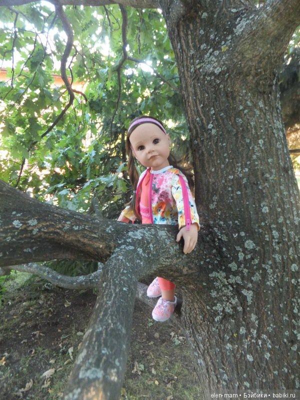 На дереве 5