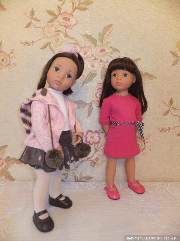 Виолетта и Ульяна 4