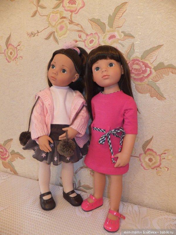 Виолетта и Ульяна 3