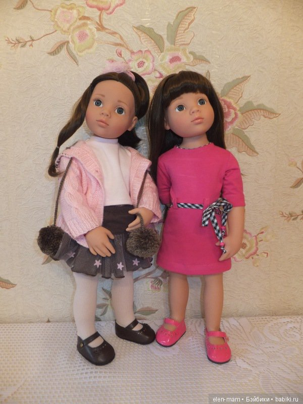 Виолетта и Ульяна