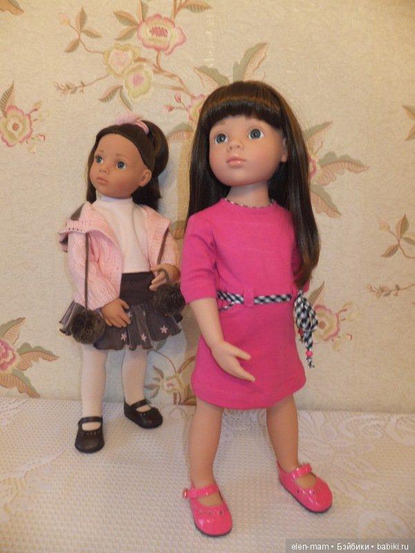Виолетта и Ульяна 5