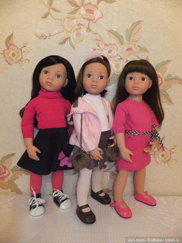 Карина, Виолетта, Ульяна