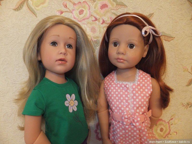 Аня и Лиза 4