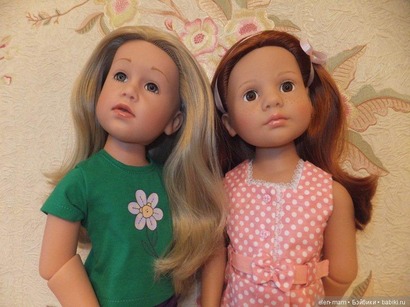 Аня и Лиза 2