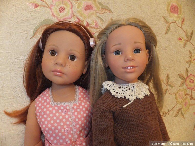 Лиза и Галя 3