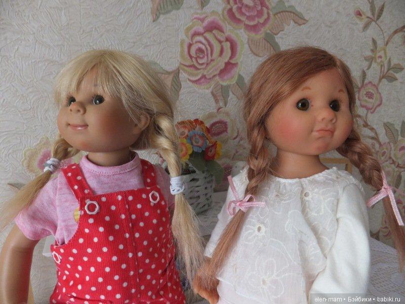 Маруся и Пия