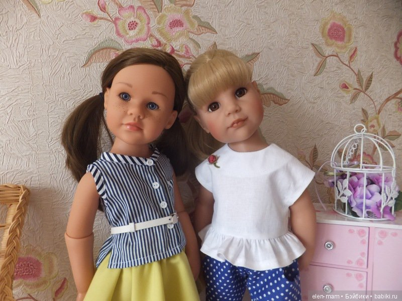 Лили и Марика