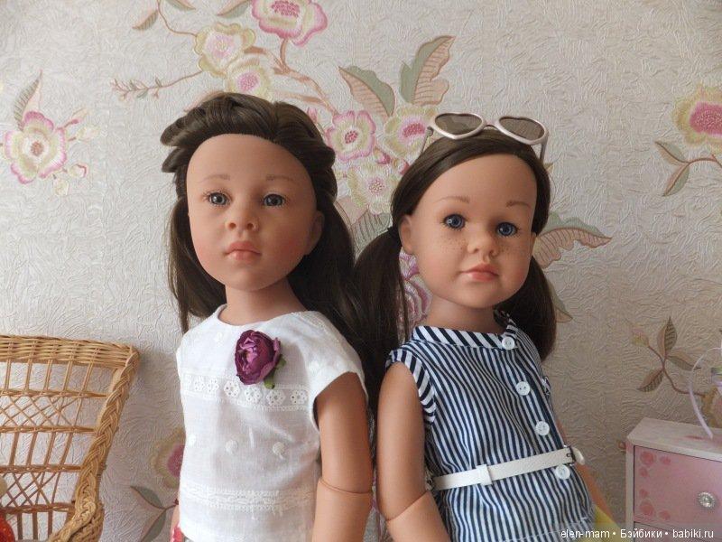 Эмилька и Лили