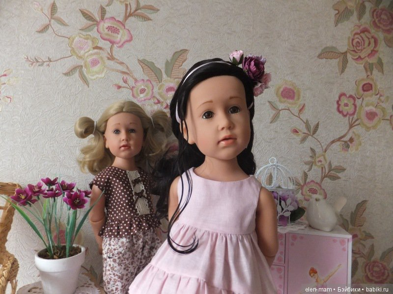 Аня и Николь