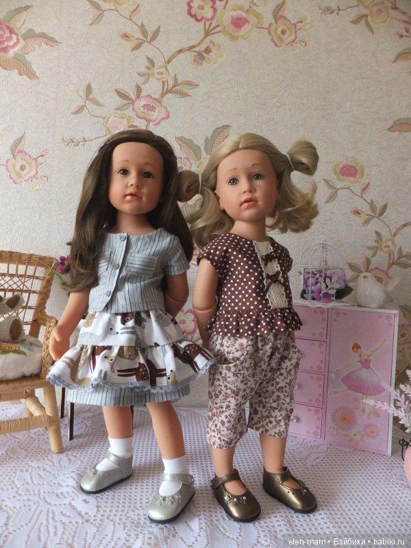 Лаура и Аня
