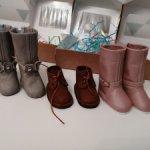 Сапожки и ботинки для кукол Паола Рейна