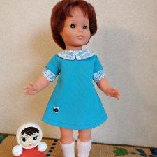 Платья для кукол ГДР и СССР