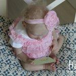 Моя первая кукла реборн. Делюсь впечатлениями от творческого процесса