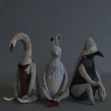 Образы животных от Алисы Галлер