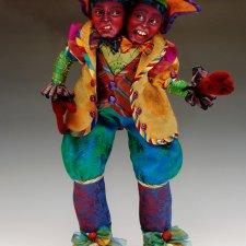 Уникальные куклы от автора Donna May Robinson