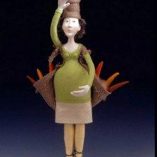 Волшебные куклы от Lesley Gail Keeble
