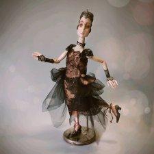 Сюжетные куклы от Ларисы Медведевой