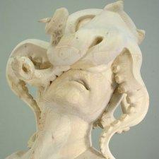 Деревянные скульптуры Морган Херрин