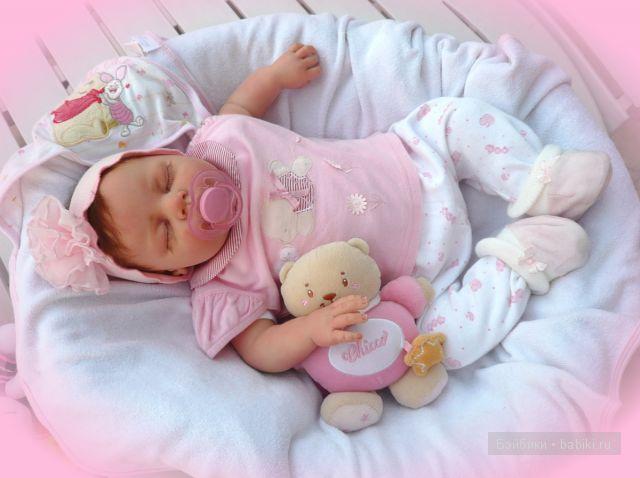 кукла реборн от Анны Чваньковой