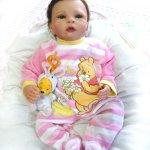 Вот мой малышка Нати сделанная по фотографии для одной девочки, куклы реборн от Анны Чваньковой